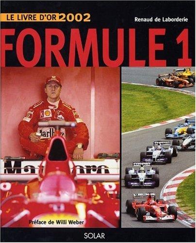Livre d'or de la Formule 1, édition 2002
