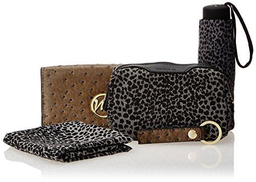Emilie M. Essentials Box Donna Sintetico Taupe/Grey Cheetah