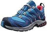 SalomonXA Pro 3D GTX - zapatillas de trekking y senderismo de media caña Mujer, color Azul, talla 38