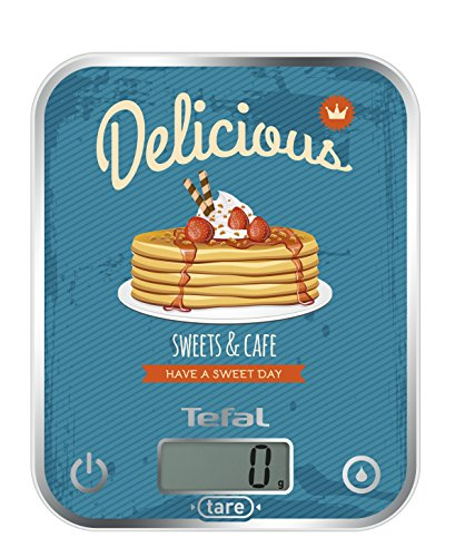Tefal Optiss Delicious Balance de cuisine Motif pancakes