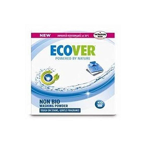 Ecover Washing Powder Non Bio 3000g 1