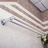 GuoEY Einfache Badezimmer Door-Towels, Wandregale Aus Aluminiumlegierung Ausstattung Bad Regale Pendentif