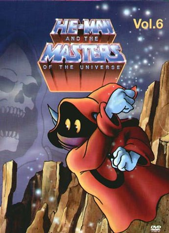 Bild von He-Man and the Masters of the Universe, Vol. 06 (2 DVDs)