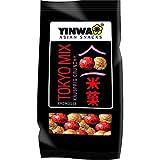 YINWA Tokyo Mix 90 g/Pasteles de arroz/Galletas de arroz/Galletas de maní/Cacahuetes / Snacks