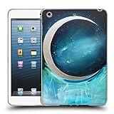 Head Case Designs Offizielle Mai Autumn Silber Mond Garten Weltraum Und Himmel Soft Gel Hülle für iPad Mini 1 / Mini 2 / Mini 3