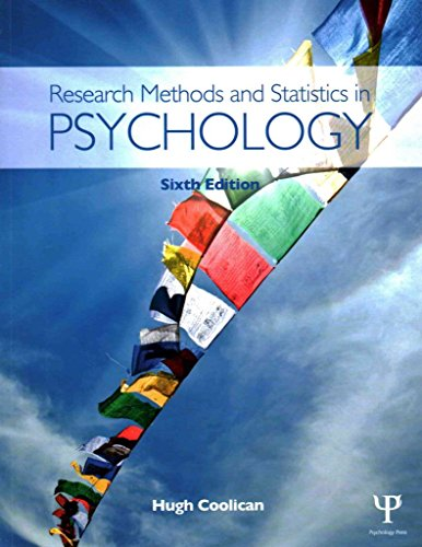 [Research Methods and Statistics in Psychology] (By: Hugh Coolican) [published: September, 2014]