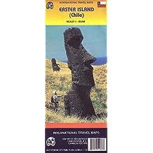 Carte de randonnée : Easter Island - Isla de Pascua (Chile)