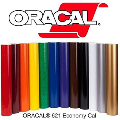 ORACAL 6215m x 63cm cobre 092pantalla para plotter Manualidades–Lámina para muebles pantalla