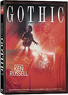Gothic - Mediabook (+ CD-ROM) [Limited Collector's Edition]