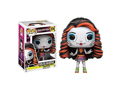 FunKo POP! Vinilo - Monster High: Skelita Calaveras