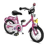 Puky Kinder-Fahrrad Z2 mit Stahl-Rahmen Farbe: lovely pink Art-Nr: 4102