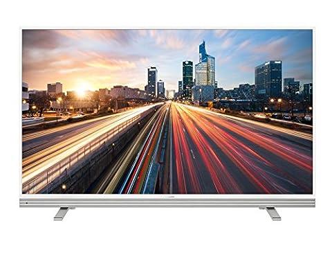 Grundig 55 VLX 8582 WP 139 cm (55 Zoll) Fernseher (Ultra-HD, Triple Tuner, 3D, Smart TV)
