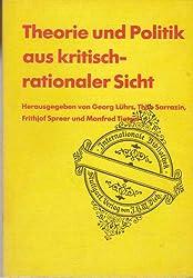 Theorie und Politik aus kritisch-rationaler Sicht