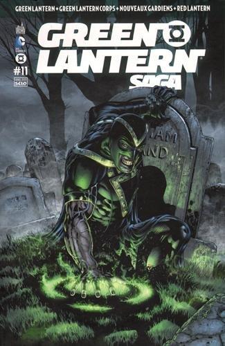Green Lantern Saga N°11 par  Geoff JOHNS, Peter TOMASI, Tony BEDARD, P. MILLIGA