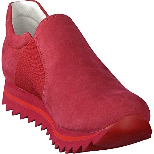 Gabor 43.304.15, Mocassini donna Rosso (rosso)