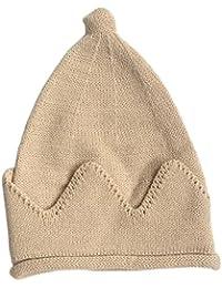 FAMILIZO Lana Unisex Niños Beanie Hat para casquillo del niño recién nacido del Soft