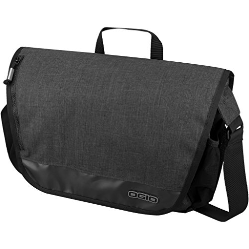 Ogio Sly 13 Zoll Laptop Messenger Tasche (34.2 x 11 x 24cm) (Grau - Tasche Ogio Messenger