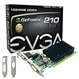 EVGA 01G-P3-1313-KR Scheda video NVIDIA GeForce 210, 1 GB