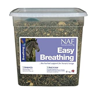 NAF - Easy Breathing Horse Airways Supplement x Size: 1 Kg NAF – Easy Breathing Horse Airways Supplement x Size: 1 Kg 51MKboDTpuL