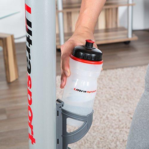 Ultrasport Heimtrainer Racer 600 mit Handpuls-Sensoren - 6