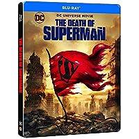 La Mort de Superman - Edition Limitée Steelbook - Blu-ray