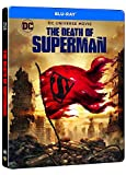 La Mort de Superman - Edition Limitée Steelbook - Blu-ray [Édition Limitée boîtier SteelBook]