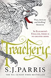 Treachery (Giordano Bruno Book 4)