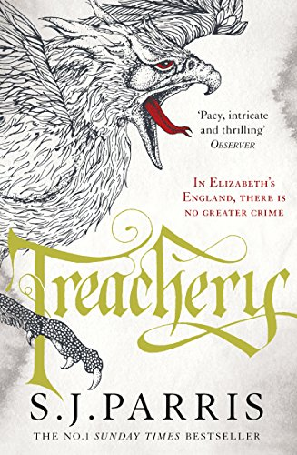 Treachery (Giordano Bruno, Book 4)