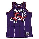 M&N Swingman Jersey VINCE CARTER Toronto Raptors 1998-99 NBA Trikot