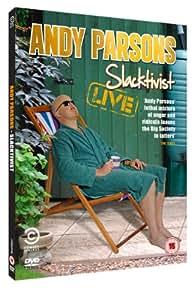 Andy Parsons - Slacktivist [DVD]