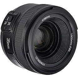 35mm Objectif YN35MM F2.0 Prime Auto Focus Lens pour Nikon Appareil Photo numérique