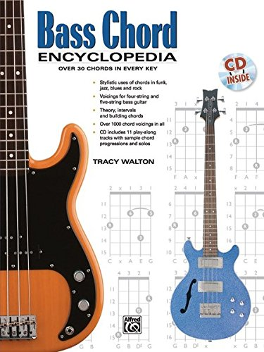 Bass Chord Encyclopedia: Over 30 Chords in every Key (incl. CD) (National Guitar Workshop)