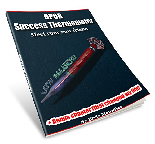 General Purpose Thermometer (GPOB Success Thermometer: Meet your new friend (Mind Fellow) (English Edition))