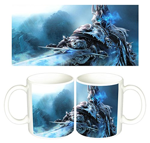 World Of Warcraft WoW The Lich King A Tasse Mug