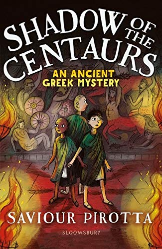 Shadow of the Centaurs: An Ancient Greek Mystery (Flashbacks)