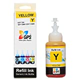 GPS Refill Printer Ink Set for Brother DCP- T300/T500W/T700W (Set of 4)