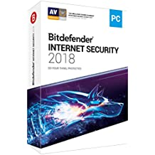 Bitdefender Internet Security 2018 2 Ans 5 PC