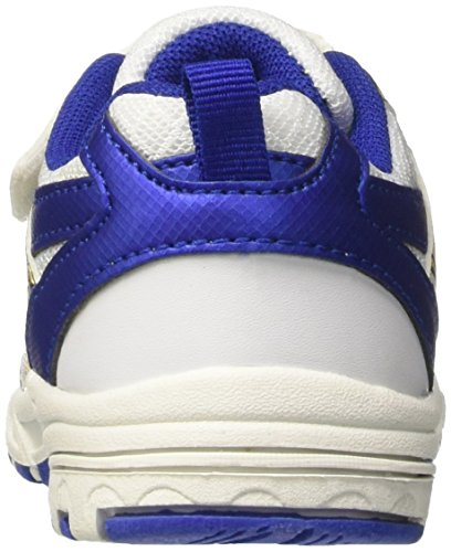 Minions  S17951haz, Chaussures souple pour bébé (garçon) - blanc Bianco