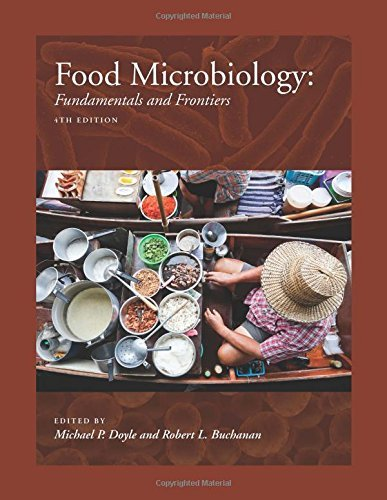 Food Microbiology, Fourth Edition: Fundamentals and Frontiers by Michael Doyle (2012-12-28) par unknown
