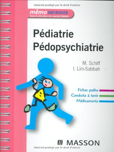 Pdiatrie, pdopsychiatrie