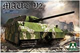 Takom TAK-2050 Modellbausatz Wwii German Super Heavy Tank Maus V2
