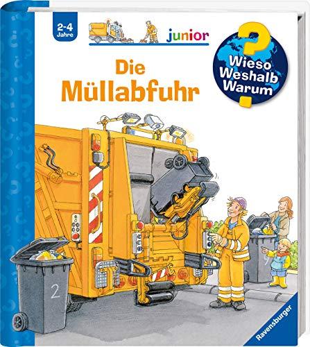 Die Müllabfuhr (Wieso? Weshalb? Warum? junior, Band 16) - Müllabfuhr