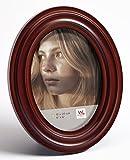 walther design RV318N Viola Portraitrahmen, 13x18 cm, nussbaum