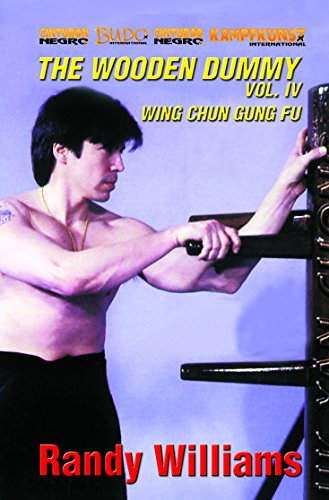 Wing Chun Wooden Dummy Form Part 4 [DVD] [UK Import]