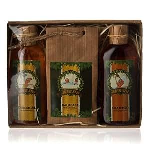 """Lustige Apotheke kleines Geschenkset für Männer """"Bier Spa"""" mit Geschenkverpackung"""