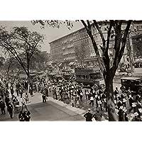 POSTER Harlem NYC Book Views of America portfolio James Augustus