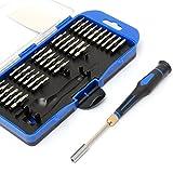 different 36in1cacciavite di precisione bit set utensili di riparazione per cellulare PC portatile prezzo più basso