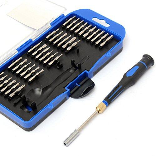 Diferentes precio 36en 1Precisión Destornillador Juego de puntas para teléfono móvil PC portátil reparación herramienta precio más bajo