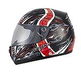Best Caschi Moto - NENKI caschi nk-820Full Face moto caschi ECE approvato Review