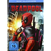 Deadpool Collectors Edition inkl. Booklet